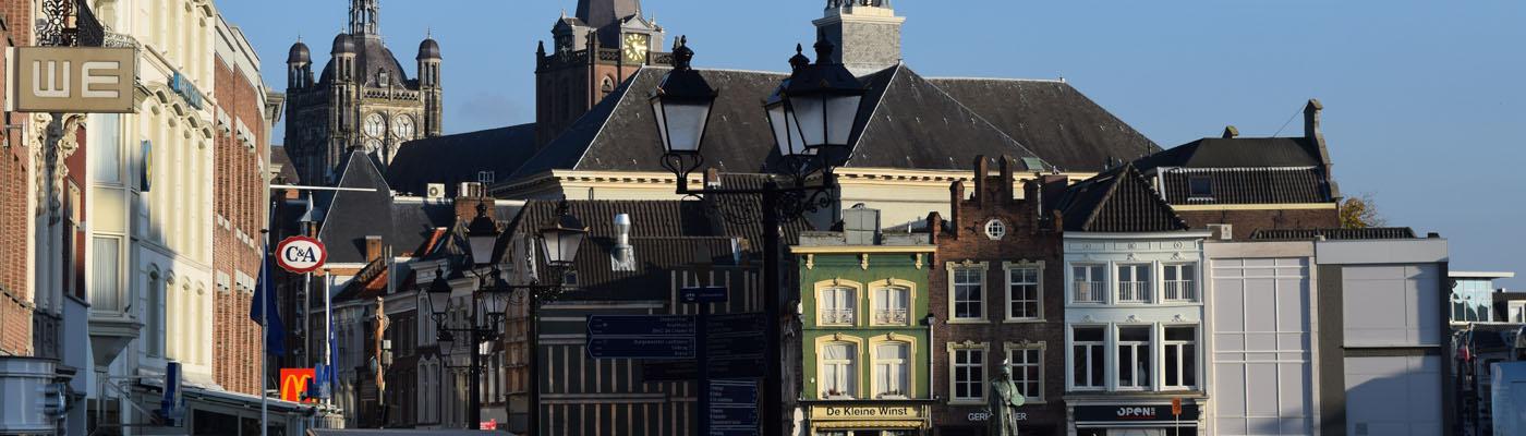 Historisch centrum Den Bosch
